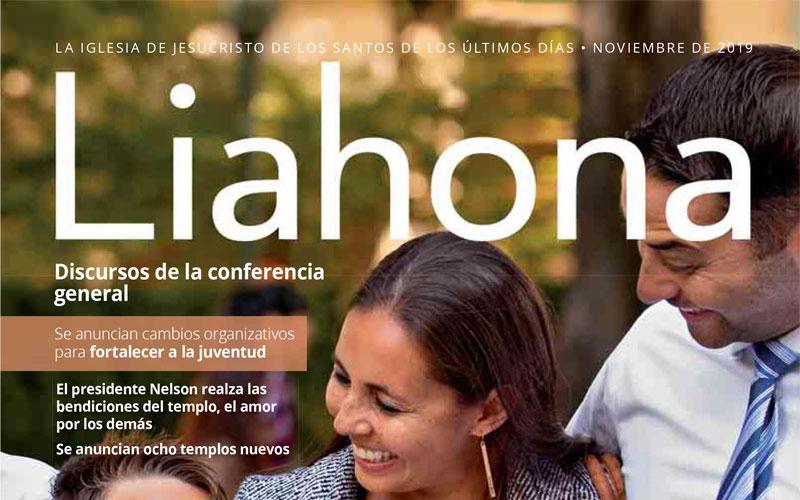 Liahona noviembre 2018
