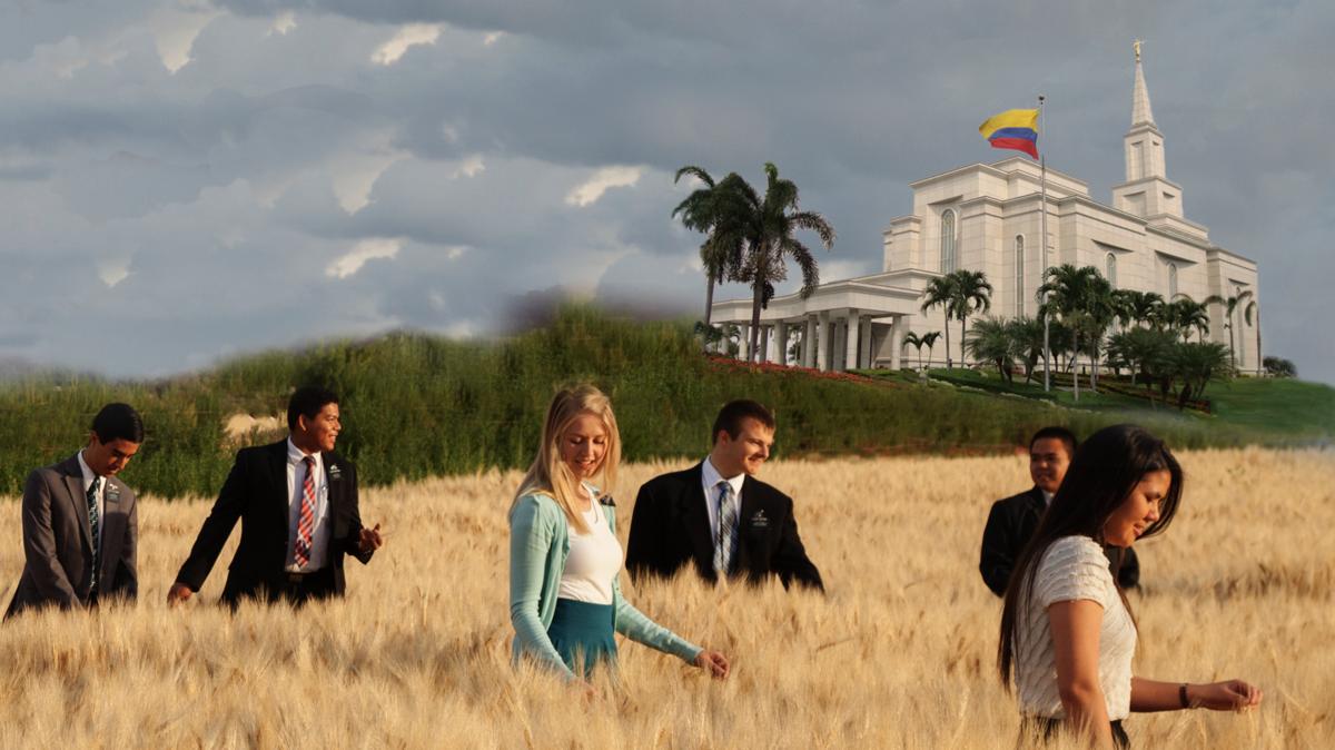 La brigada misional en Quito ayudará a los jóvenes a poder prepararse para servir en misiones de tiempo completo.
