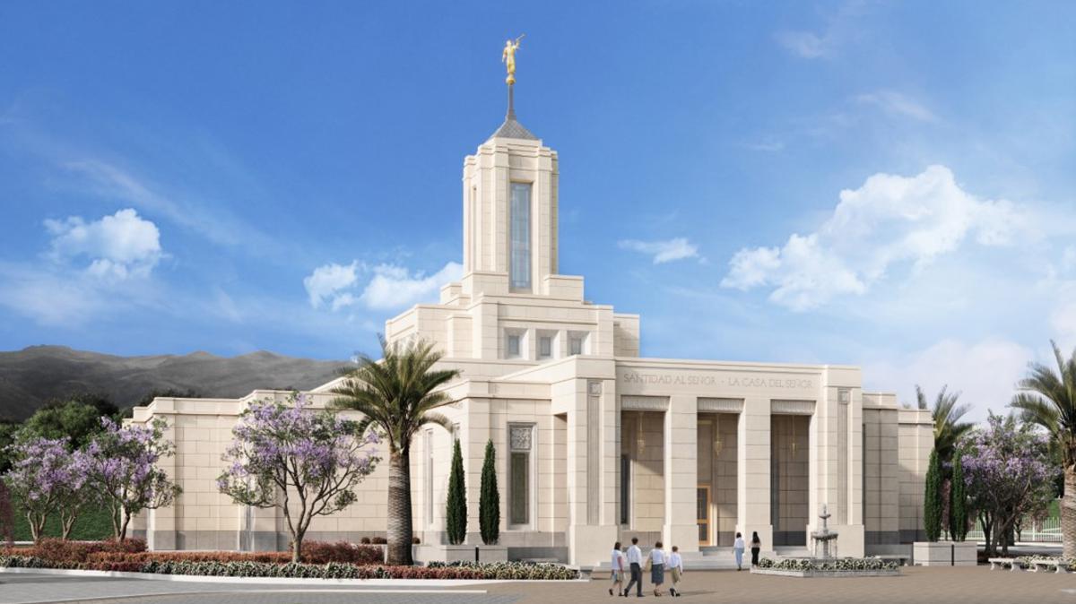 Quito Templo