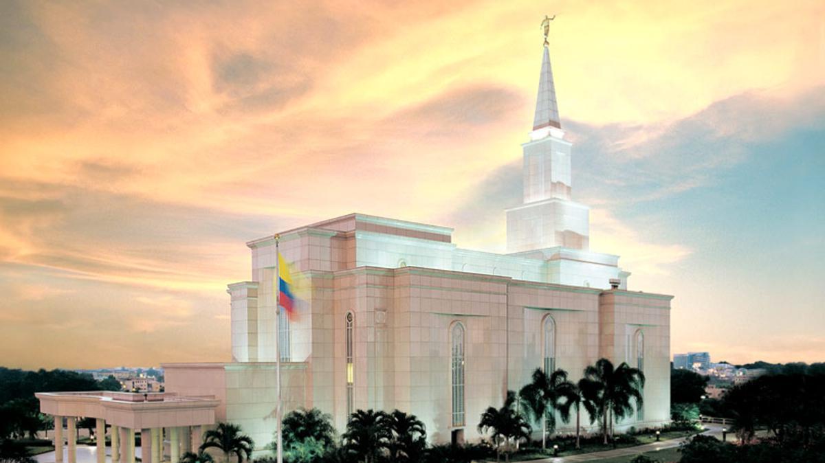 imagen del templo de Guayaquil