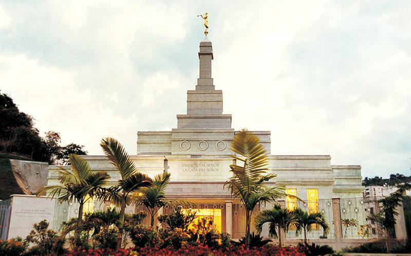 Templo SUD de Caracas, Venezuela