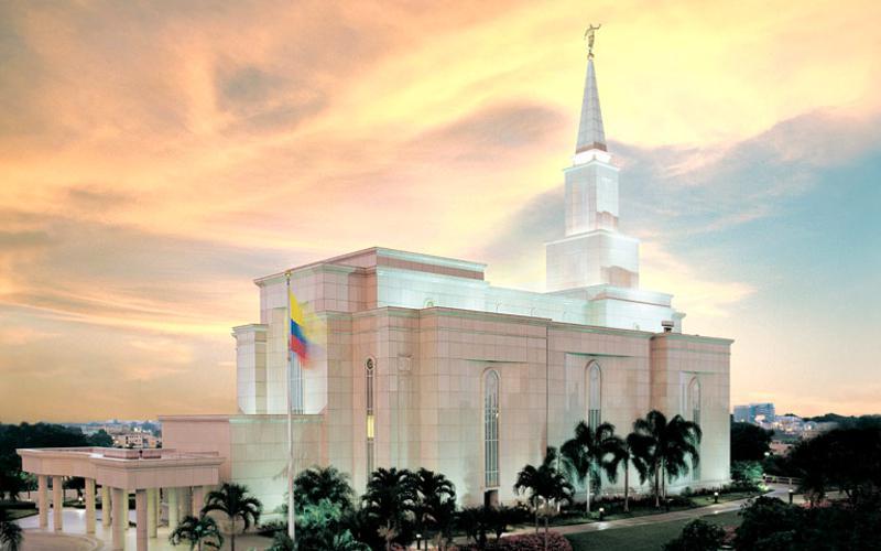 Templo SUD de Guayaquil, Ecuador