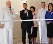 El Segundo Templo de Colombia Dedicado en Barranquilla