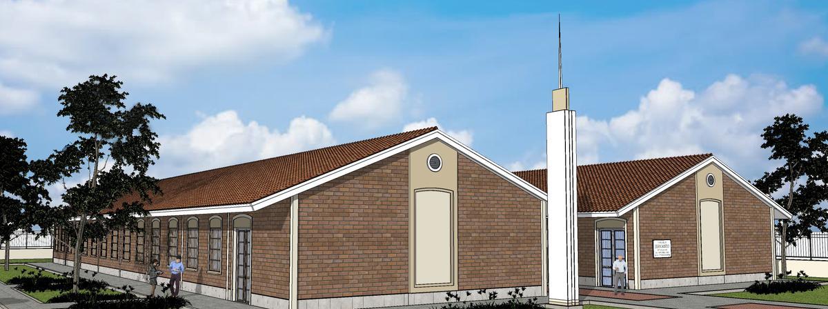 Una capilla SUD en el Área Sudamérica Noroeste