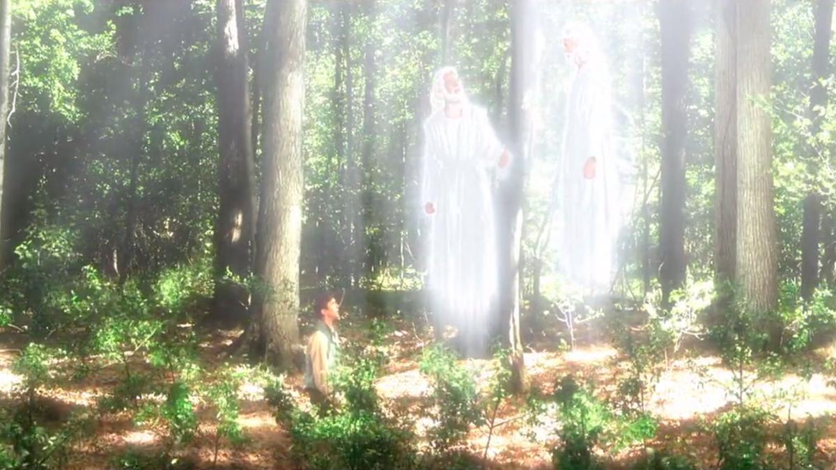Imagen de la primera visión