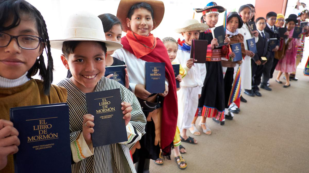 libros de mormon