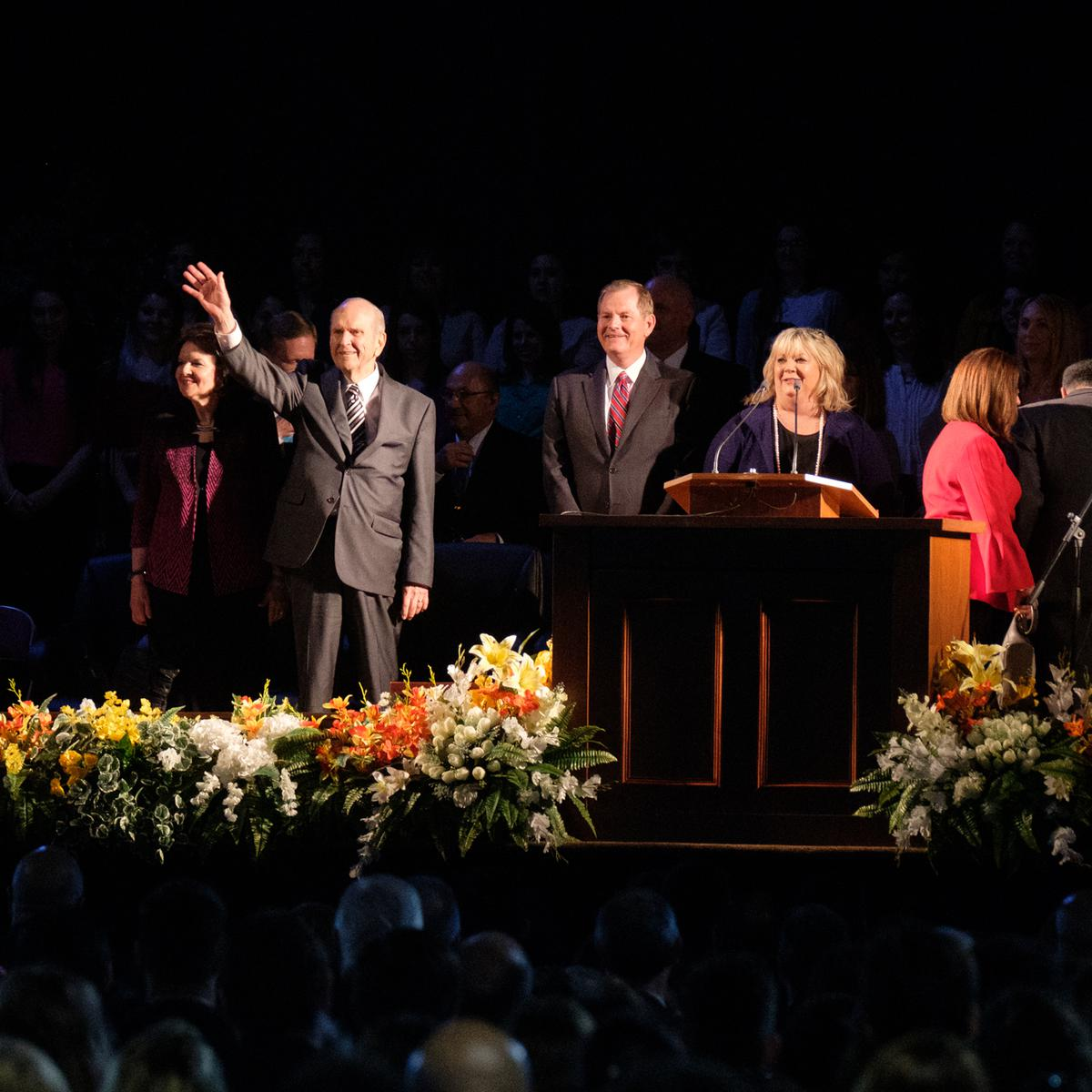 pres nelson wave