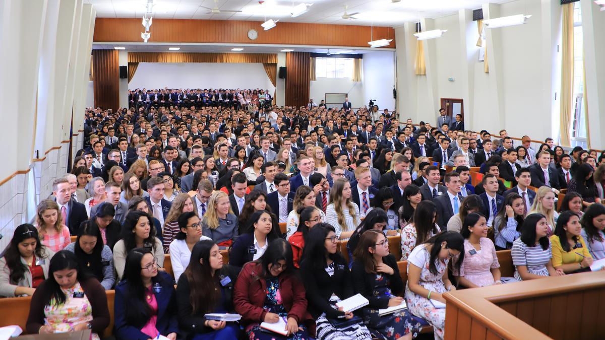 Conferencia de las cinco misiones en Lima