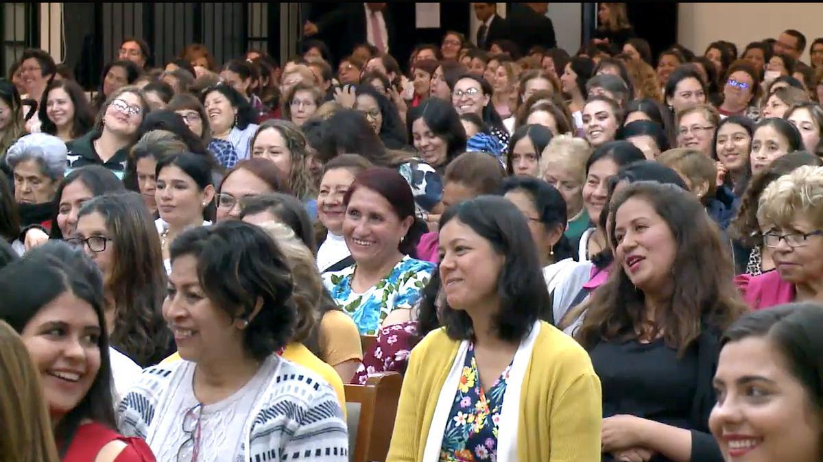 Bogotá devocional con hermanas