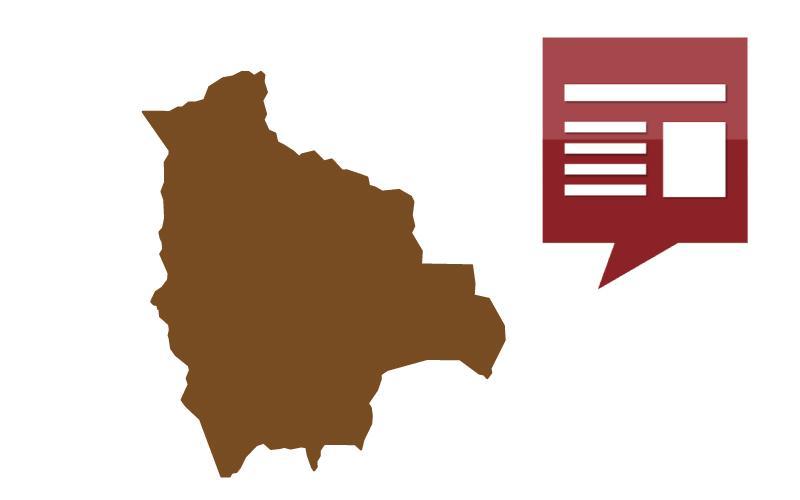 Icono de la sala de prensa SUD