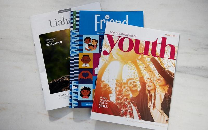 Cambios en las revistas de la Iglesia
