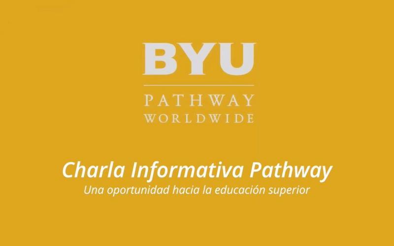 Charla Informativa Pathway 27-03-2021