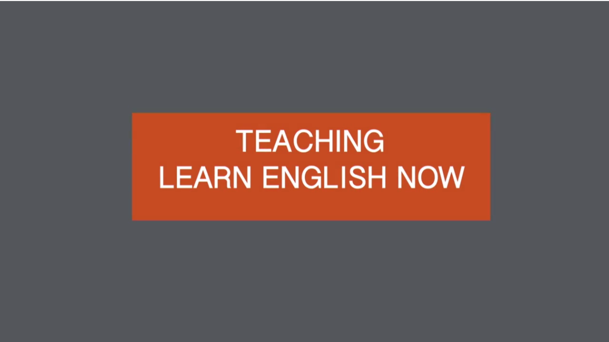 Teaching Learn English Now