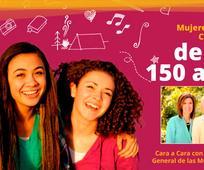 Cara a Cara con la Presidencia General de Mujeres Jóvenes