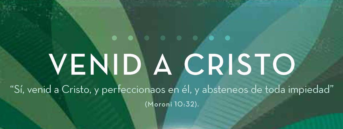 Venid a Cristo 2014