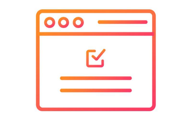 Ordenador y el logo del fsy 2020
