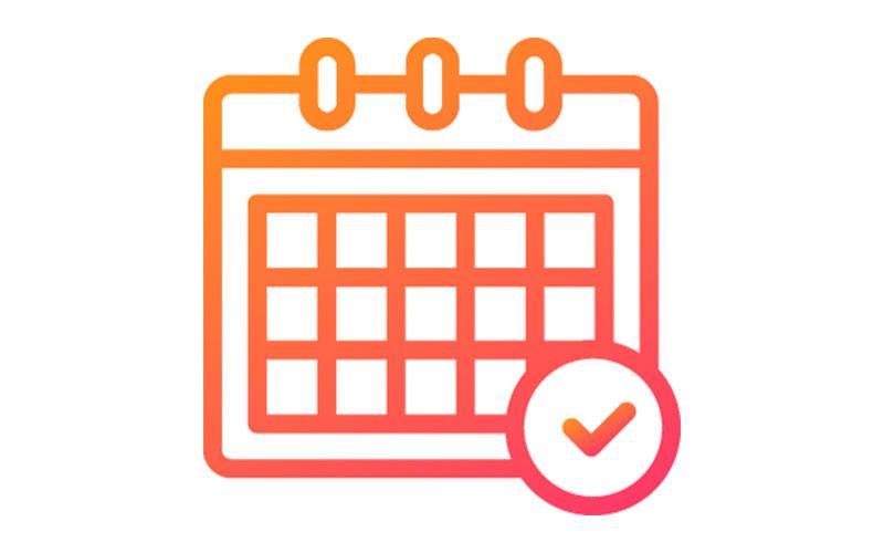 Calendario FSY