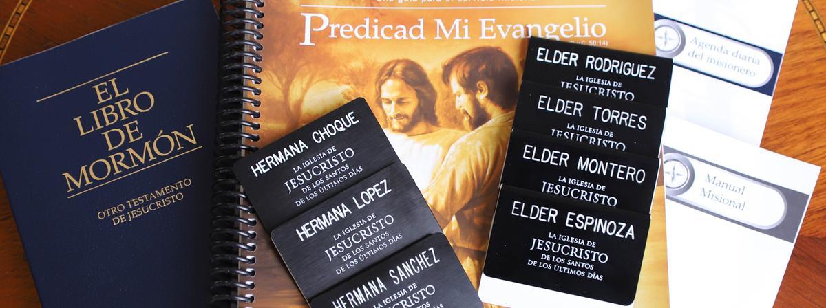 Recursos para los misioneros