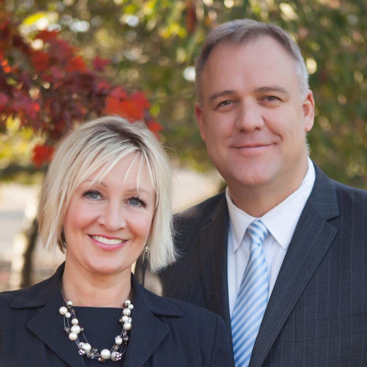 El Presidente Parker y su esposa de la Misión Peru Iquitos
