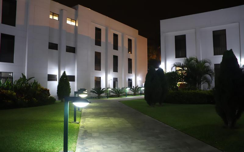 El Centro de Capacitación Misional en Sudamérica.