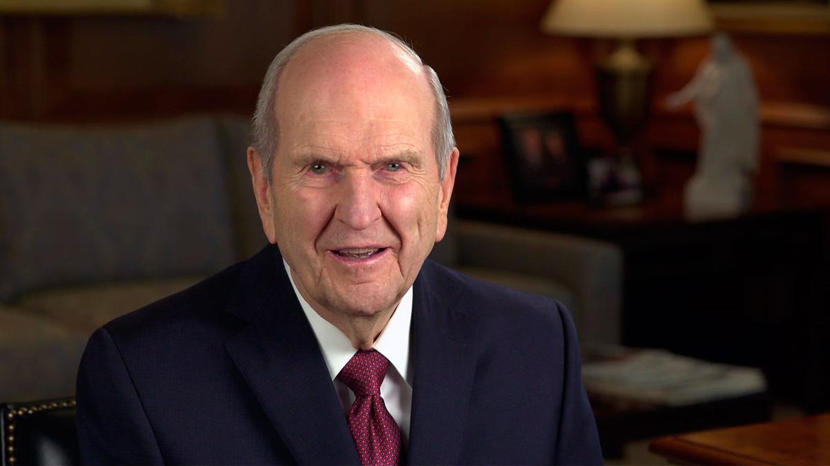 foto del presidente Nelson