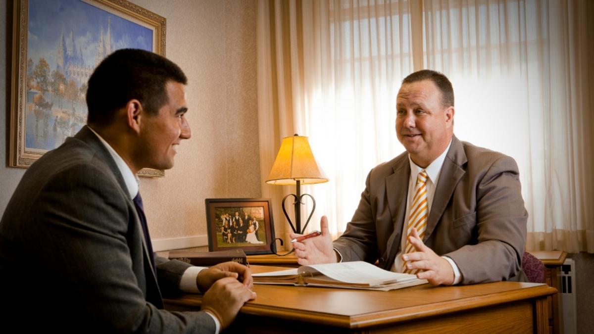 Misionero Mayor de Servicio - Proceso