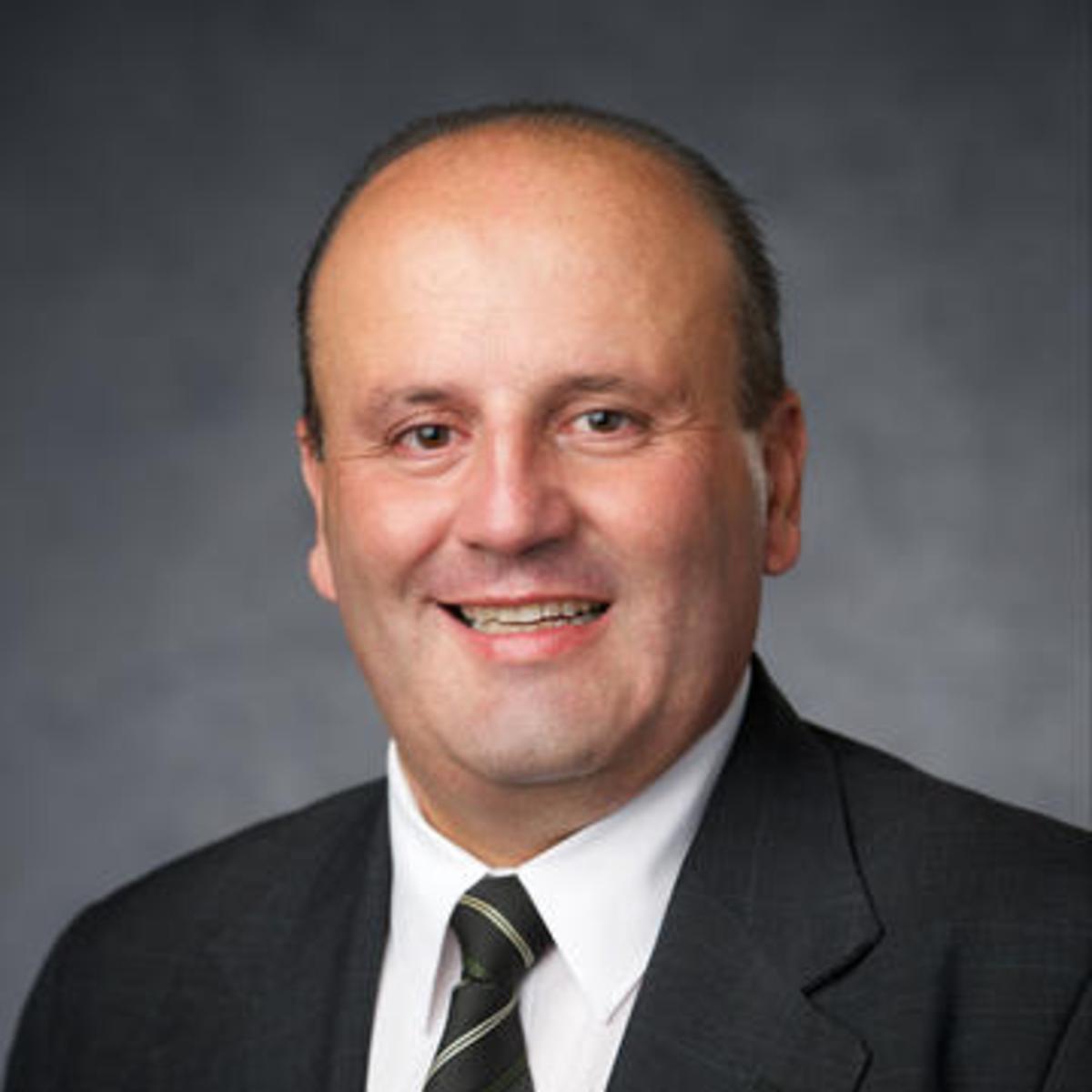 Elder Pedro Agazzani