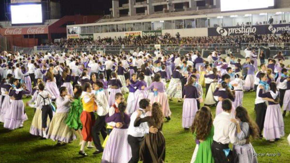 Celebración de la Juventud por la Re-dedicación del Templo de Buenos Aires