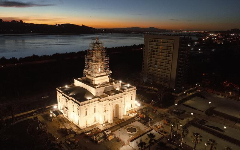 Distrito del Templo