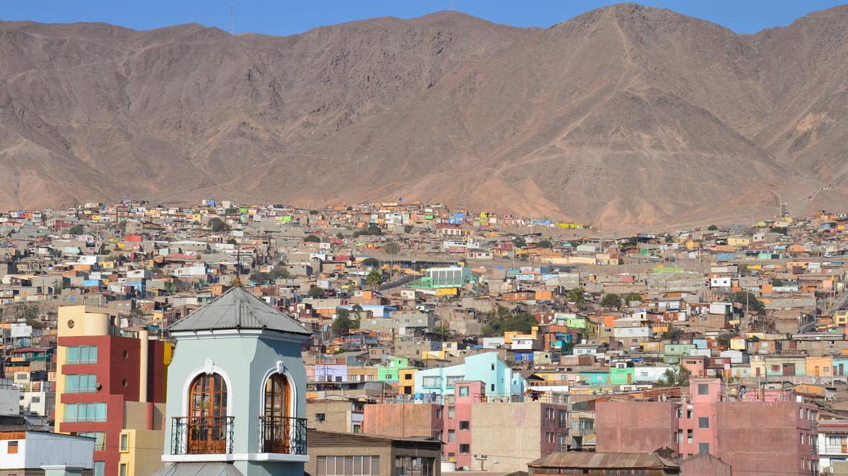 Ciudad de Antofagasta