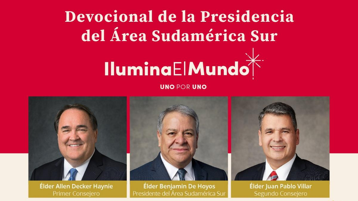 Presidencia del Área Sudamérica Sur
