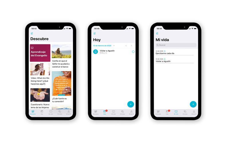 Vivir el Evangelio App