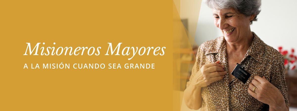 Misioneros de Servicio y Misioneros Mayores Sudamérica Sur
