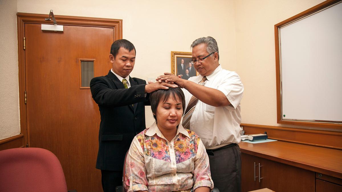 Misioneros Mayores Regulares Proceso