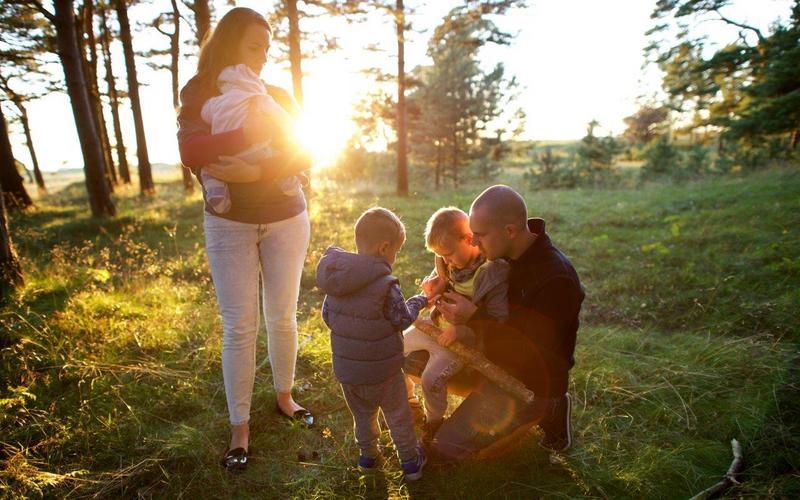 15 травня — Міжнародний день сім'ї