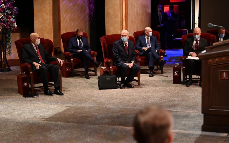На жовтневій генеральній конференції 2020 року були оголошені зміни у провідництві