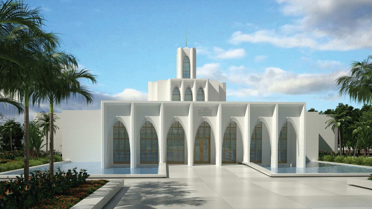 Abertura de Terra do Templo de Brasília