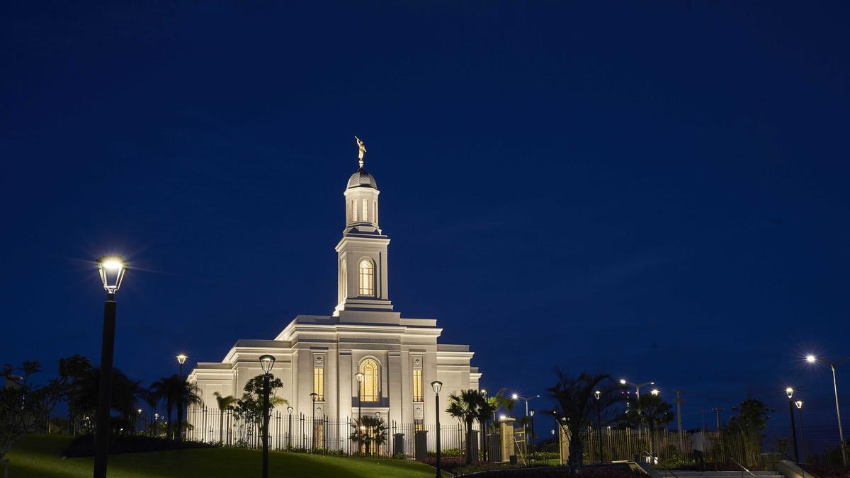 As mudanças terão efeito a partir de 16 de março de 2020 em todos os templos no mundo