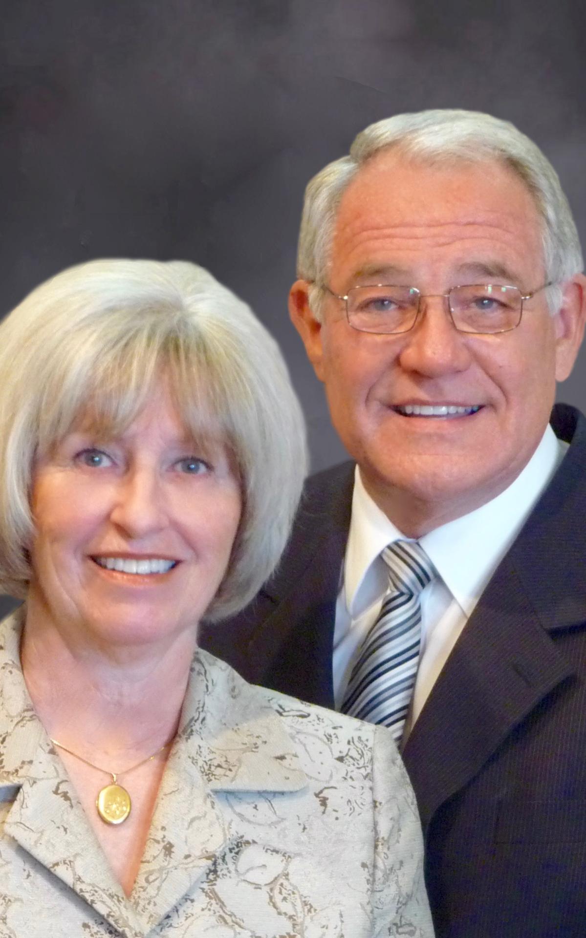 John Edwin Rappleye and Nancy Lee Rappleye