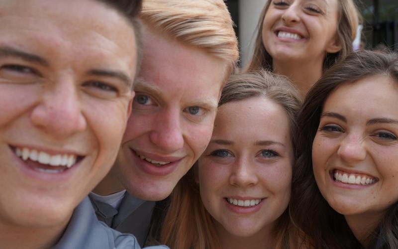 Встреча для недавно вернувшихся миссионеров Восточноевропейского региона