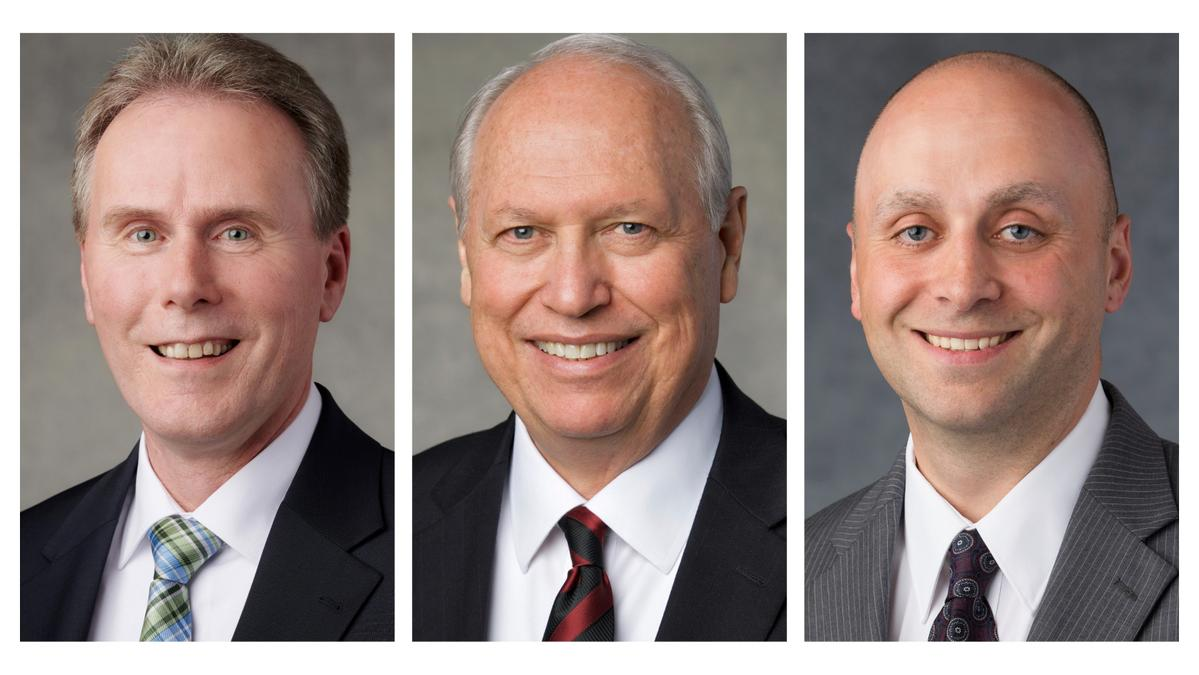 Церковь объявляет о новых назначениях в региональном руководстве на 2020 год