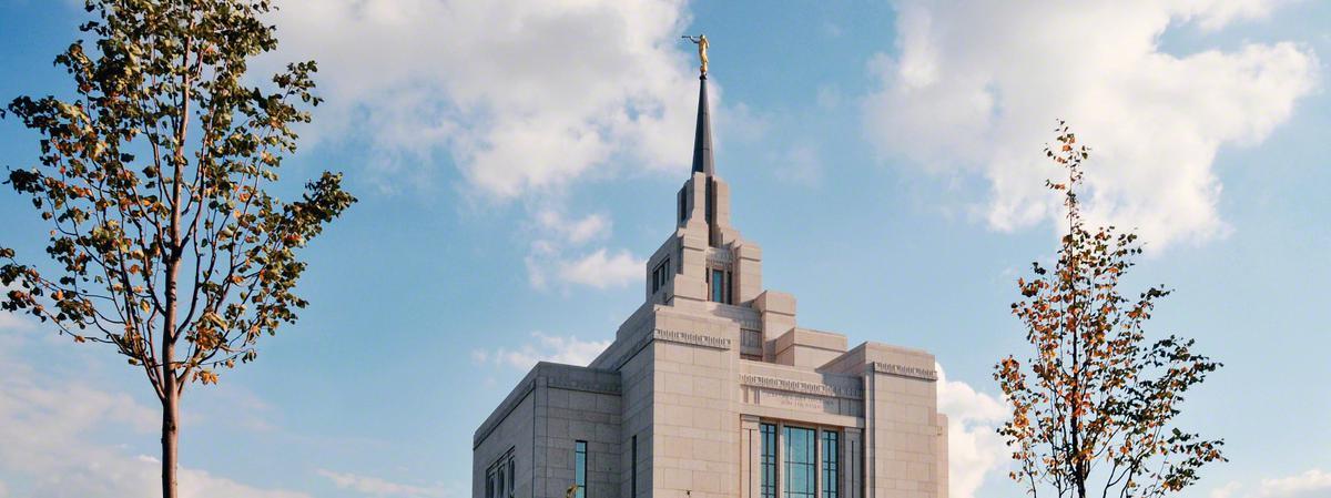 Мормоны. Храмы