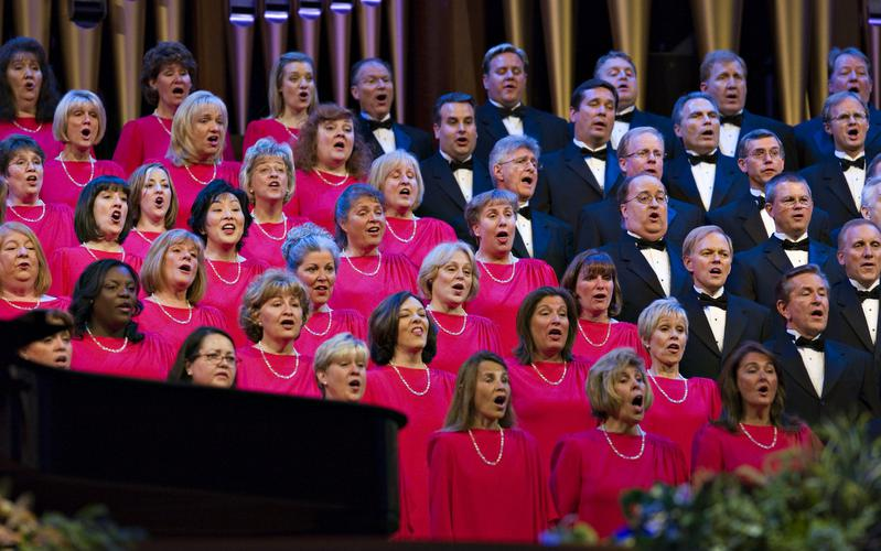 Мормонский Табернакальный хор