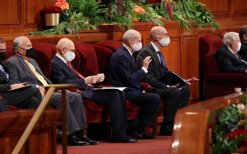 Руководители Церкви обратились к миру в ходе Генеральной конференции