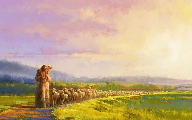 «Приходи, следуй за Мной. Учение и Заветы.»