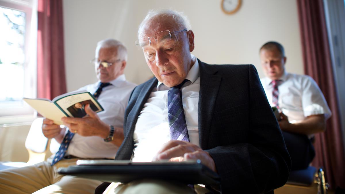 Благословения, приходящие от ежедневного изучения Священных Писаний