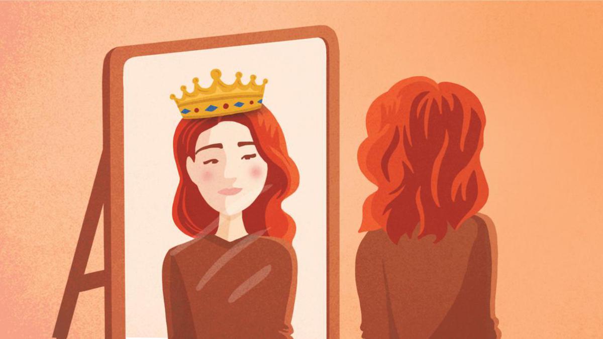 Для любой женщины, считающей себя «самой обыкновенной»