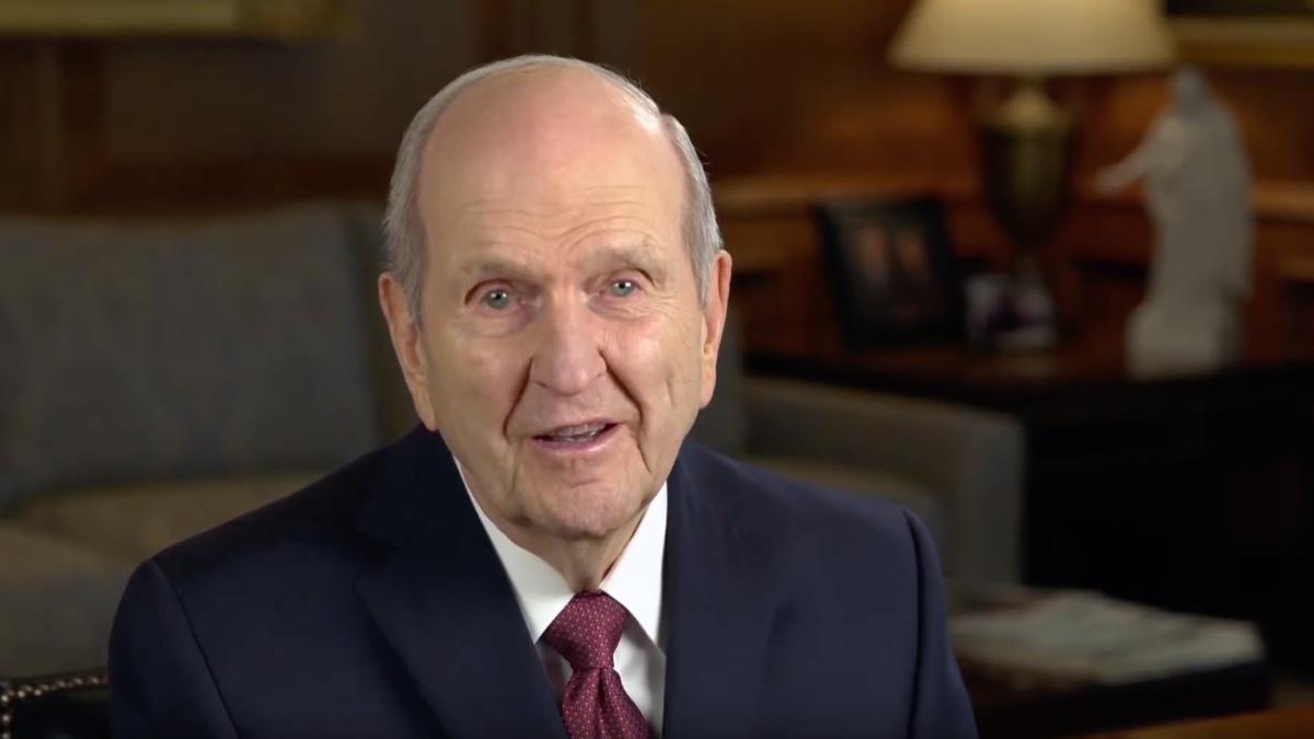 15 марта 2020 года Президент Церкви Рассел М. Нельсон обратился с посланием.