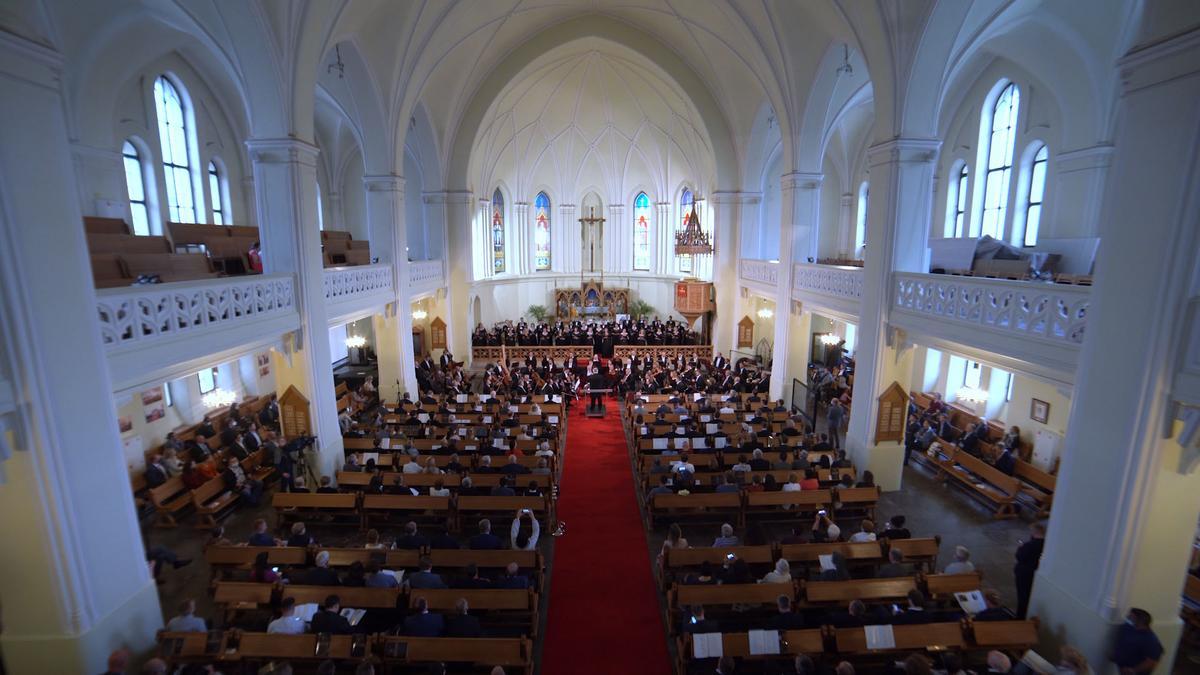 Церковь приняла участие в организации мероприятий, посвящённых памяти освободителей мира от нацизма