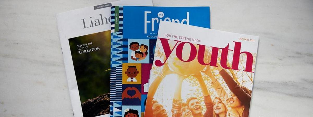 Nauji žurnalai